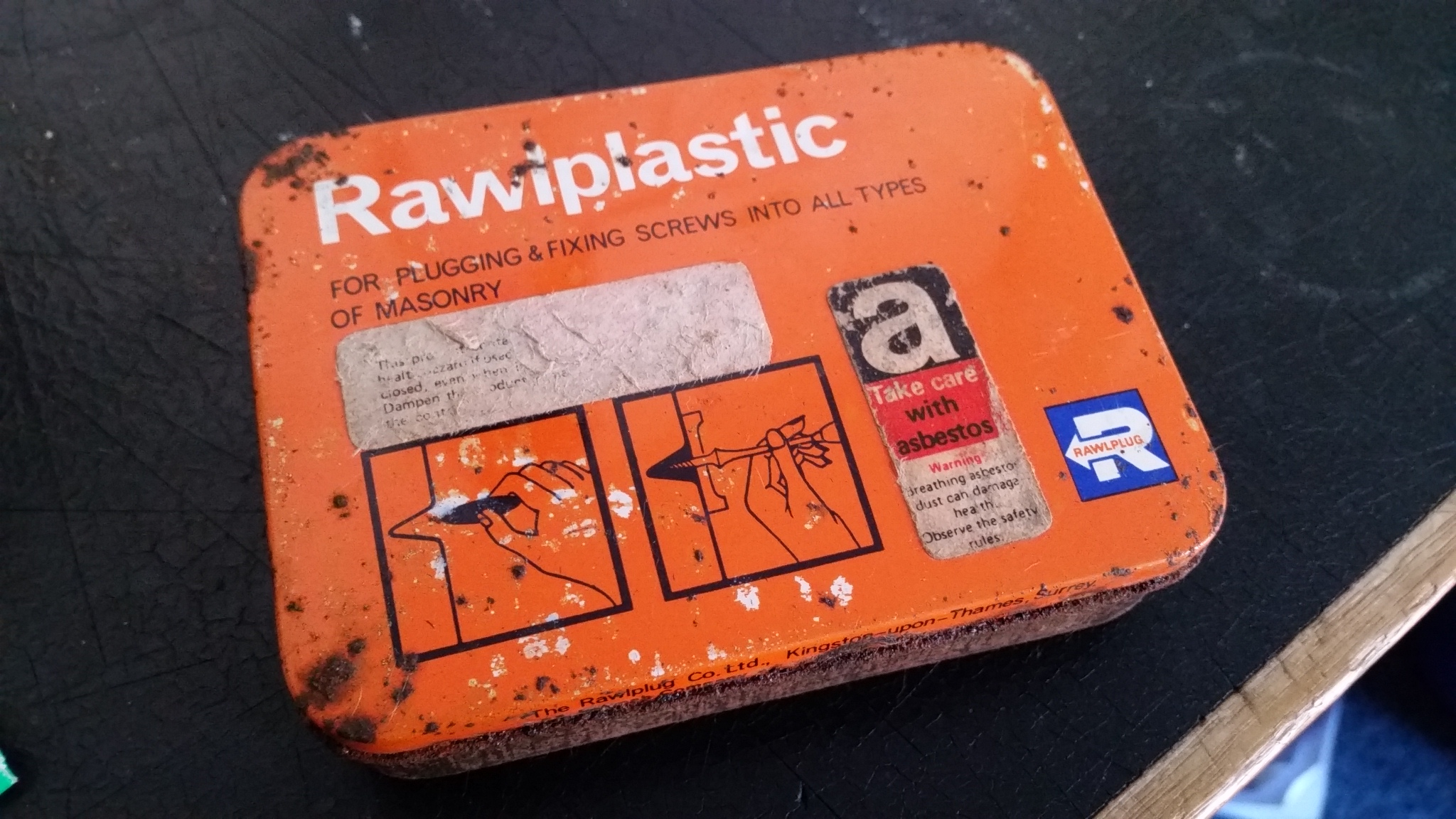 Rawlplastic
