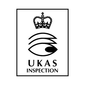 UKAS Inspection Accreditation - ENV Surveys